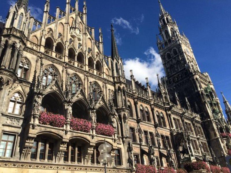 Münih'te gezip görülecek yerler