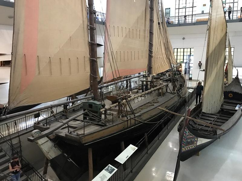 münih Deutsches Museum