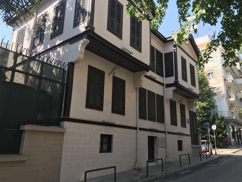 Atatürkün evi