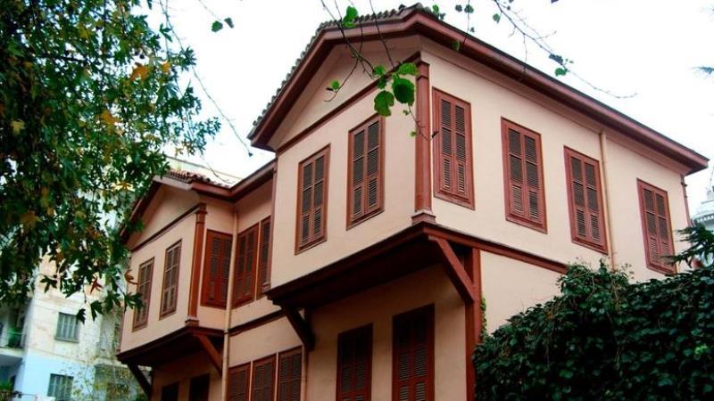 Selanik Atatürkün evi müzesi