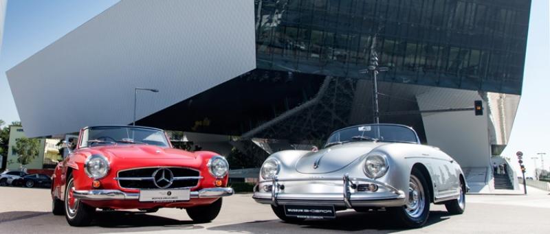 Stuttgart Porsche Müzesi