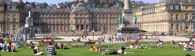 Stuttgart neyi meşhur