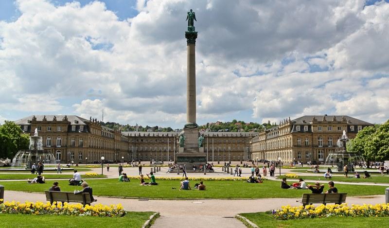 Stuttgart'da gezip görülecek yerler