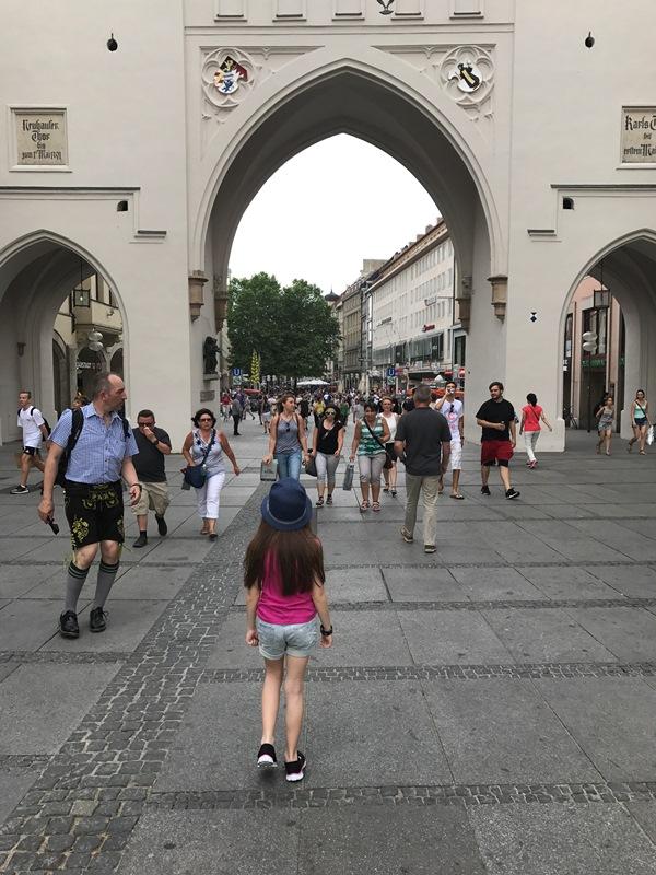 Almanya gezilecek yerler - Münih