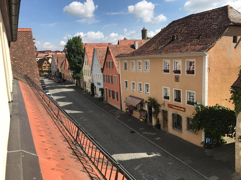 Almanya rothenburgda konaklama önerileri