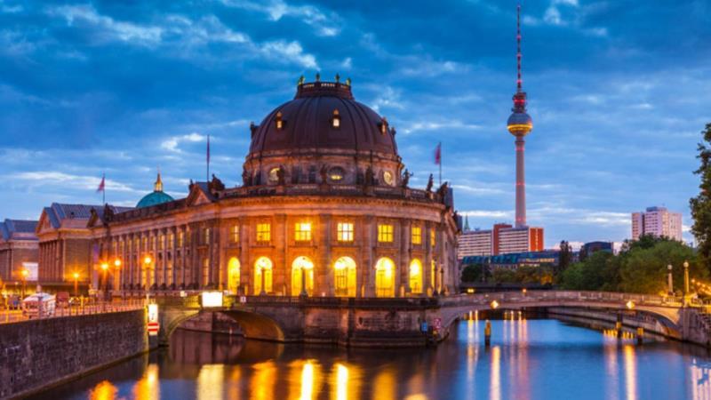 Almanya'da gezilecek Yerler