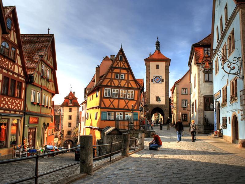 Almanya'da gezip görülecek yerler