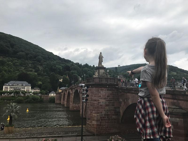 Almanyanın en güzel şehirleri - Heidelberg