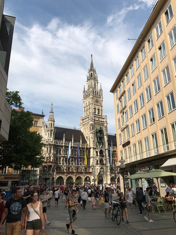 almanyanın en güzel şehirleri - münih gezilecek yerler