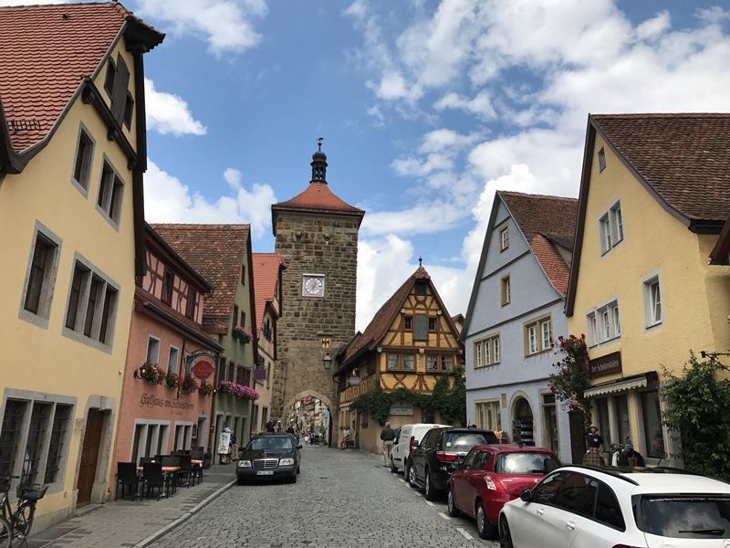 rothenburg konaklama önerileri