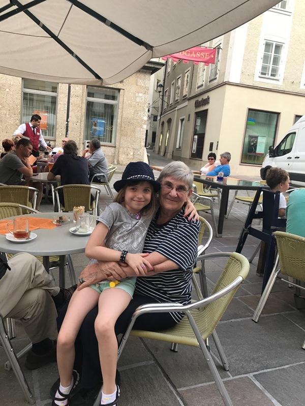 salzburg tatil anıları