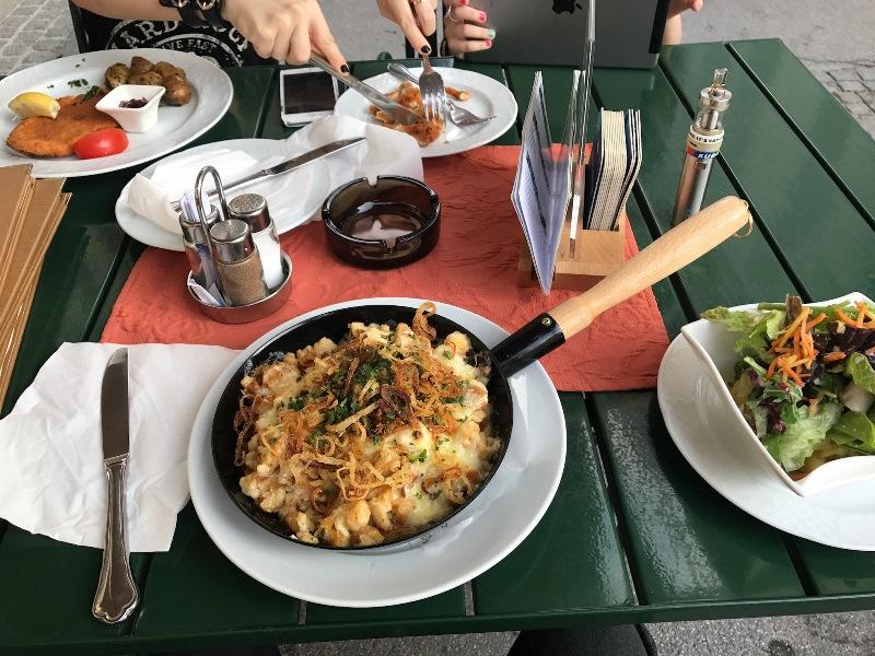 salzburgda yeme içme