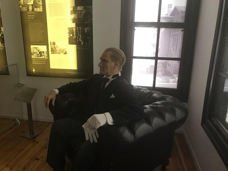 selanik Atatürk2ün evi