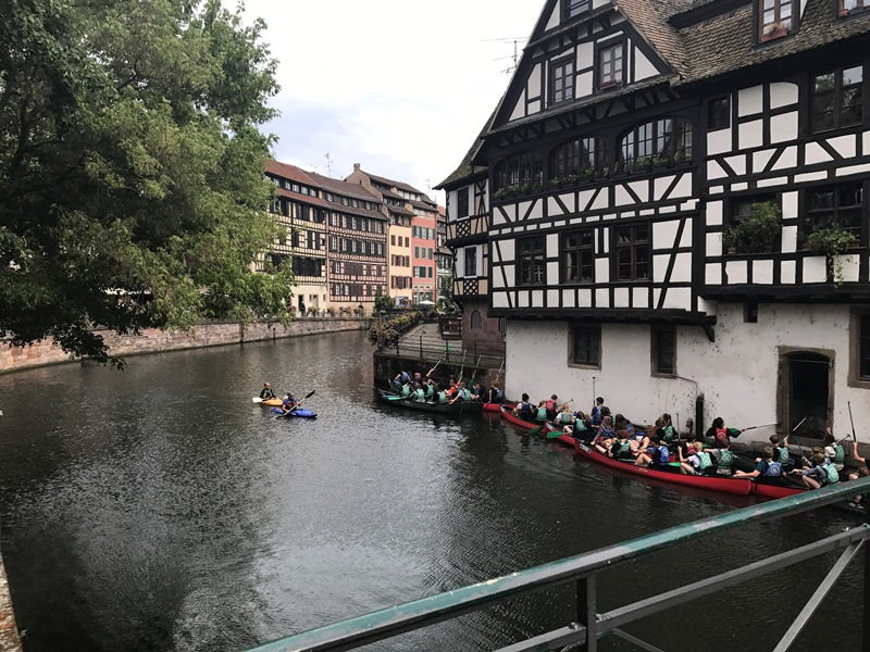 strazburg petite france bölgesi