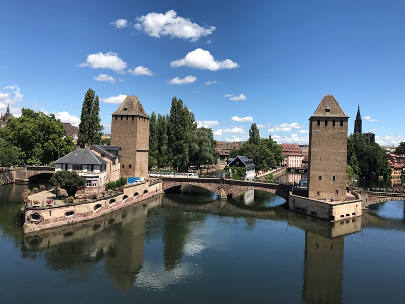 strazburgda gezip görülecek yerler