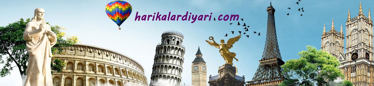 Harikalar Diyarı - Tatil Gezi Rehberi